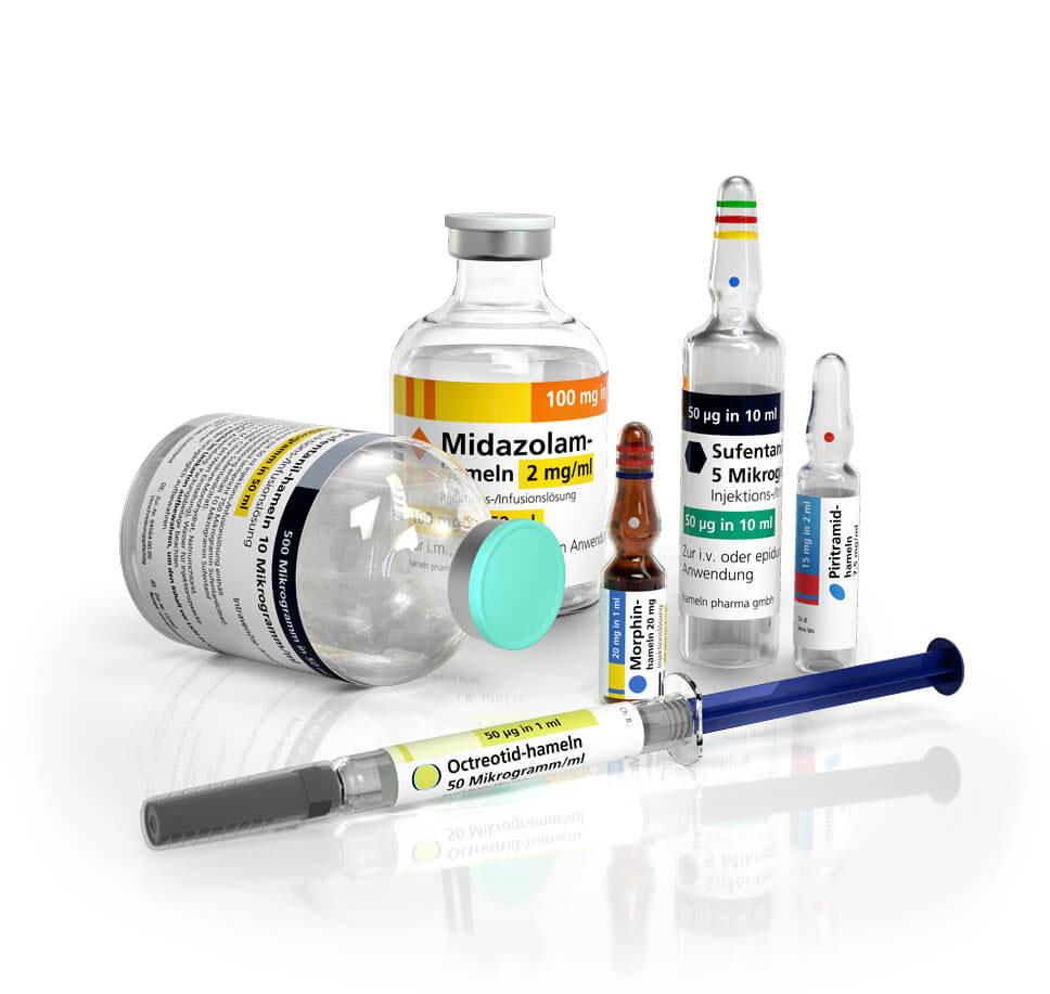 Hameln Pharma - Produkte